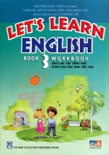 LET'S LEARN ENGLISH 3 WORKBOOK