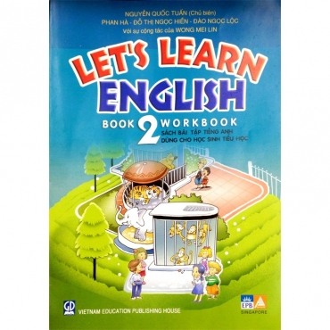 LET'S LEARN ENGLISH 2 WORKBOOK