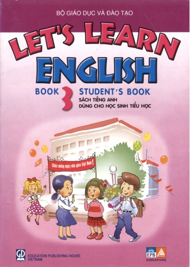 LET'S LEARN ENGLISH 3 STUDENT'S BOOK